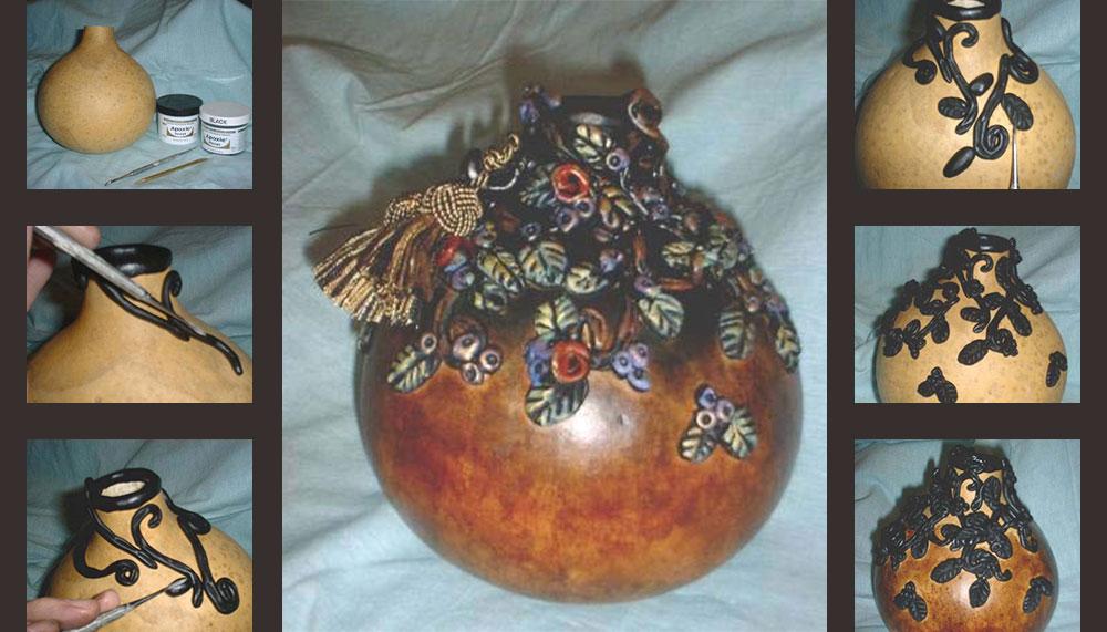 Gourd-Embellishment