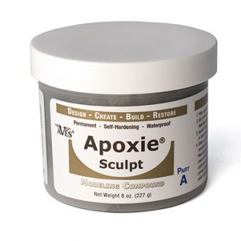Apoxie Sculpt – PART A