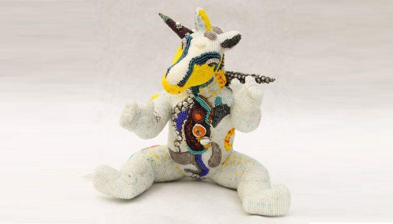 Beaded-Unicorn