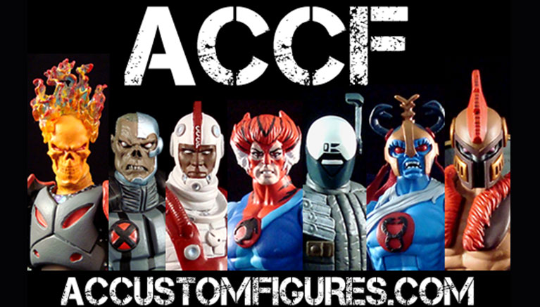 Custom Action Figures - Aves: Maker of Fine Clays and Maches