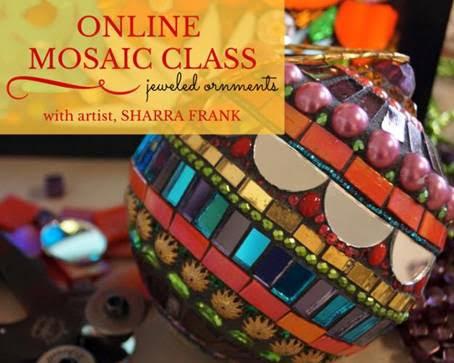 Online Mosaic Class
